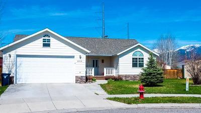 Bozeman Single Family Home For Sale: 2717 Allison Court