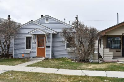 Butte Single Family Home For Sale: 2045 Johns Avenue