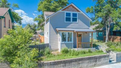 Single Family Home For Sale: 126 S H Street