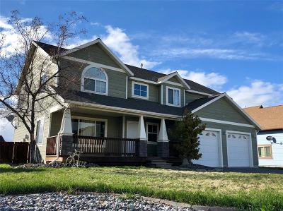 Bozeman Single Family Home For Sale: 141 Morgan Creek Lane