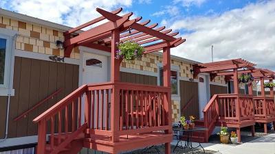 Cascade Single Family Home For Sale: 62 Bluebird Drive