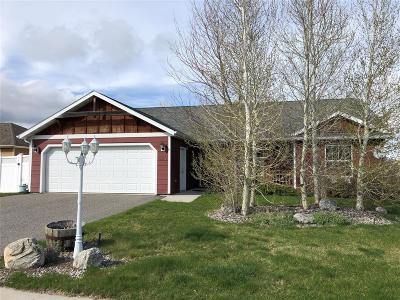 Livingston Single Family Home For Sale: 2304 Constellation Drive
