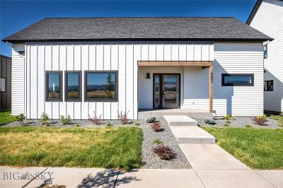 Bozeman Single Family Home For Sale: 6601 Blackwood Road