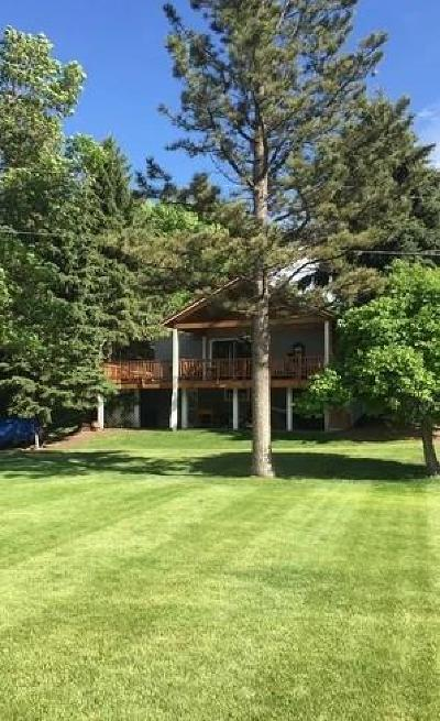 Cascade Single Family Home For Sale: 4896 Craig Frontage Road