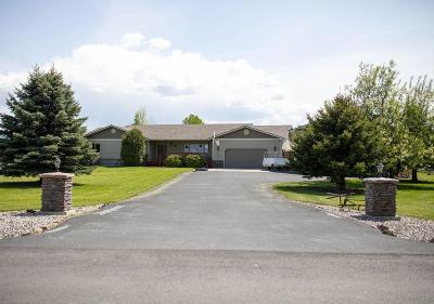 Bozeman Single Family Home For Sale: 230 Comfort Lane