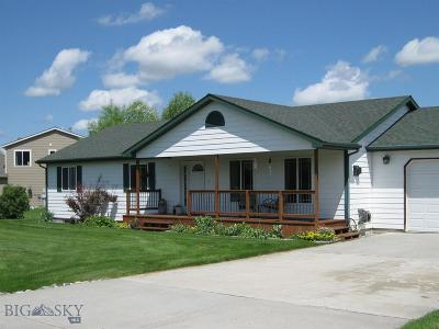 Bozeman Single Family Home For Sale: 77 Wrangler Drive