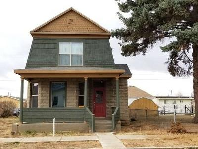 Butte Single Family Home For Sale: 1725 Whitman Avenue