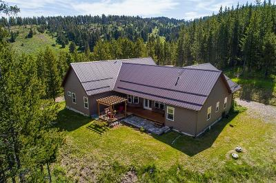 Bozeman Single Family Home For Sale: 650 Mountain Elk