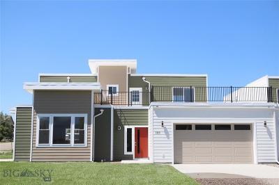Livingston Condo/Townhouse For Sale: 1109 W Reservoir Street