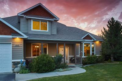 Bozeman Single Family Home For Sale: 353 Little Wolf Road
