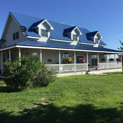 Twin Bridges Farm For Sale: 2940 Little Sheep Creek