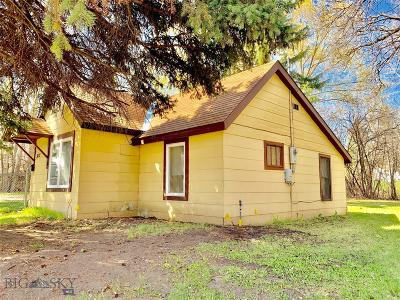 Bozeman Single Family Home For Sale: 315 N Rouse Avenue