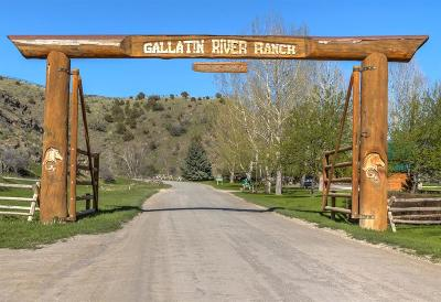 Residential Lots & Land For Sale: Lot 118 Gallatin River Ranch Road