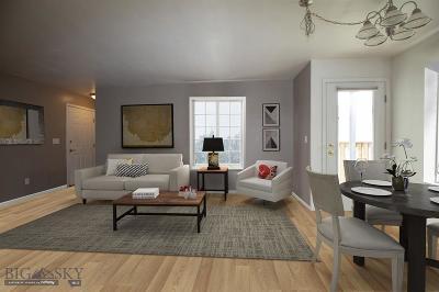 Bozeman Condo/Townhouse For Sale: 3026 W Villard #2D