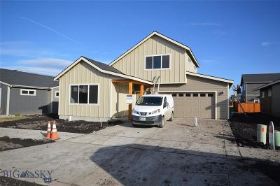 Bozeman Single Family Home For Sale: 5502 Snowbrite Street