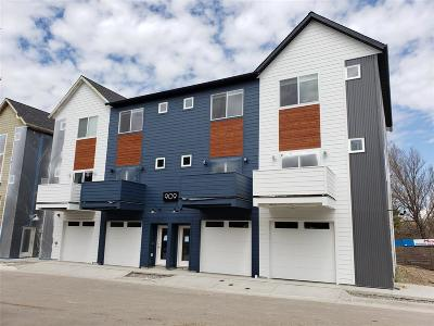 Bozeman Condo/Townhouse For Sale: 915 N 17th Street #D