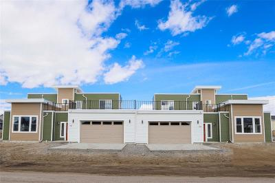 Livingston Single Family Home For Sale: 1109/1111 W Reservoir Street