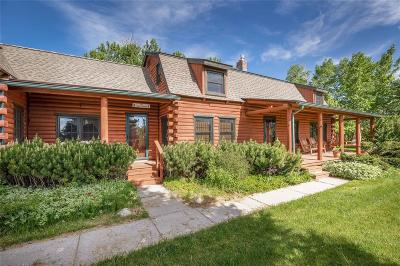 Single Family Home For Sale: 25 Big Chief Trail