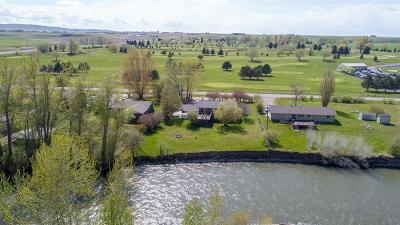 Bozeman Single Family Home For Sale: 9114 River Road