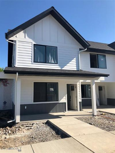 Bozeman Multi Family Home For Sale: Tbd N 14th And 15th Avenue