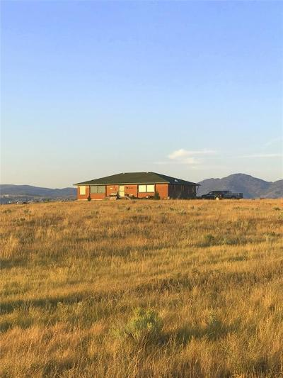 Butte Single Family Home For Sale: 1345 Whiteside Placer Road