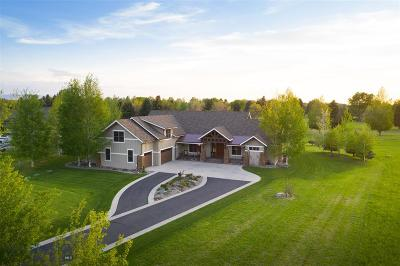 Bozeman Single Family Home For Sale: 303 Churn Creek Drive