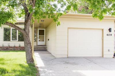 Bozeman Single Family Home For Sale: 409 S 11th Avenue