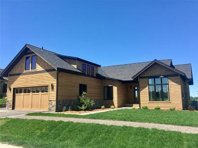 Bozeman Single Family Home For Sale: Tbd Black Bull Trl