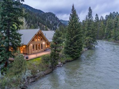 Big Sky Single Family Home For Sale: 49622 Gallatin