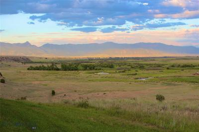 Manhattan Single Family Home For Sale: Tbd Yucca Pass