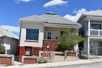 Butte Single Family Home For Sale: 411 W Copper Street