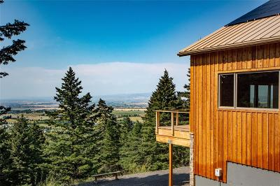 Bozeman Single Family Home For Sale: 8938 Gold Dust Trail