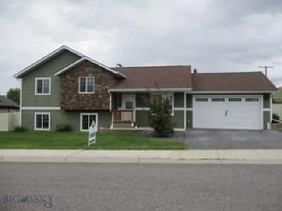 Butte Single Family Home For Sale: 3475 Ottawa