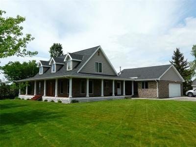 Bozeman Single Family Home For Sale: 5200 Bostwick Road
