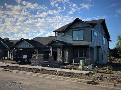 Bozeman Single Family Home For Sale: 2046 Dennison Lane