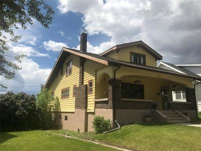 Single Family Home For Sale: 1240 W Platinum