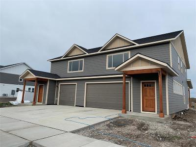 Bozeman Condo/Townhouse For Sale: 1085 Cassandra Lane Unit B