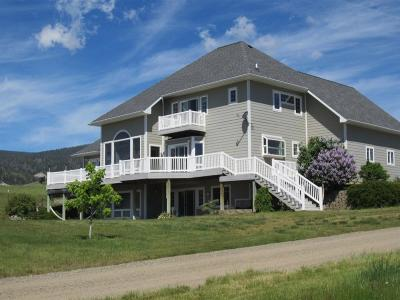 Helena Single Family Home For Sale: 7310 W. Us Highway 12 Highway