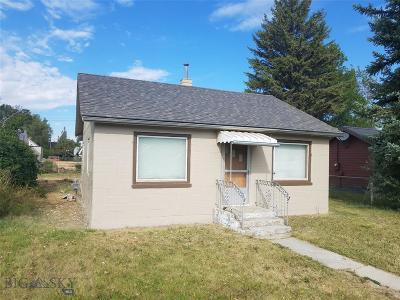 Single Family Home For Sale: 306 S Madison