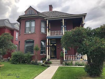 Anaconda Single Family Home For Sale: 410 Hickory