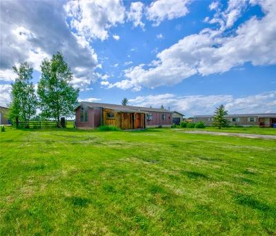 Bozeman Single Family Home For Sale: 6203 Shadow Circle