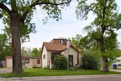 Bozeman Single Family Home For Sale: 18 E Story Street