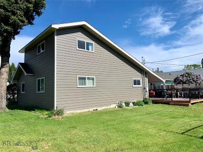 Butte, Walkerville Single Family Home For Sale: 1809 Reynolds Avenue