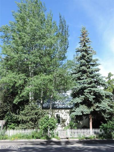 Bozeman Single Family Home For Sale: 517 N Rouse