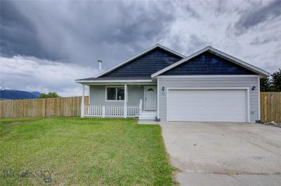 Ennis Single Family Home For Sale: 345 W Grizzly Street