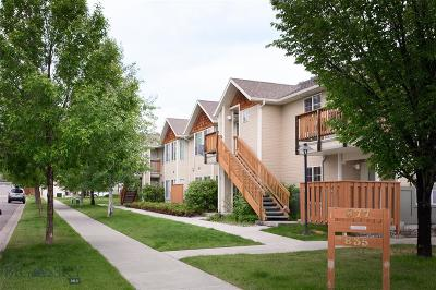 Bozeman Condo/Townhouse For Sale: 763 Forestglen Drive #H