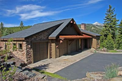 Big Sky Single Family Home For Sale: 235 Four Point Road