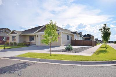 Bozeman Single Family Home For Sale: 107 Falconers Way