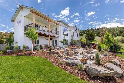 Manhattan Single Family Home For Sale: 388 Pacer Landing
