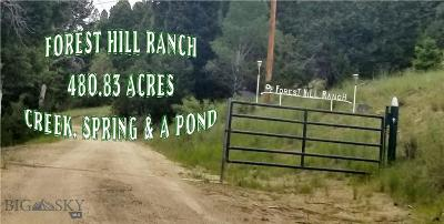Farm For Sale: 2408 Antelope Gulch Road